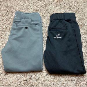 Bundle Mizuno Softball pants